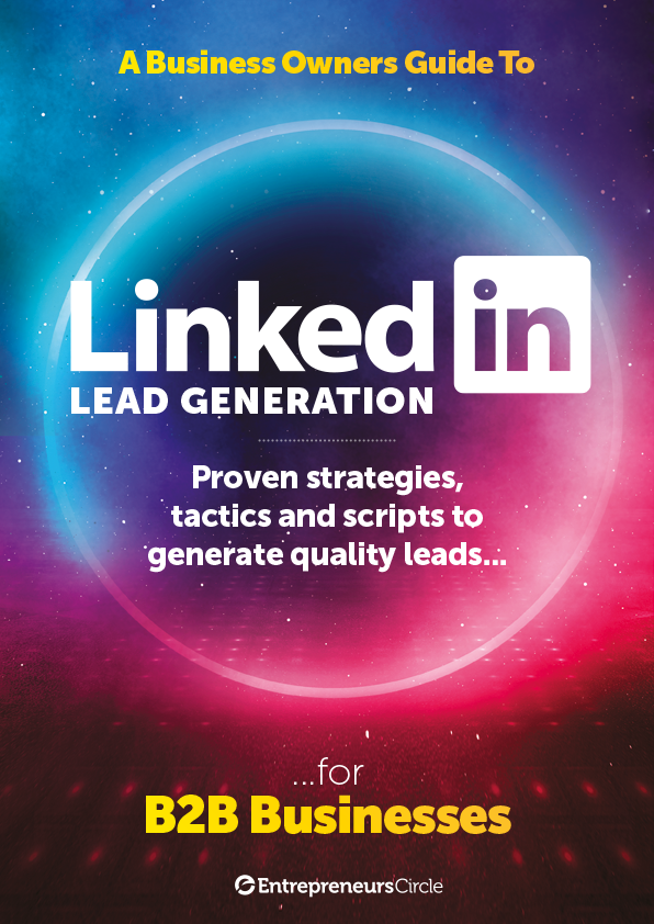 A Business Owners Guide To LinkedIn Lead Generation Proven strategies, tactics and scripts to generate quality leads for B2B Businesses