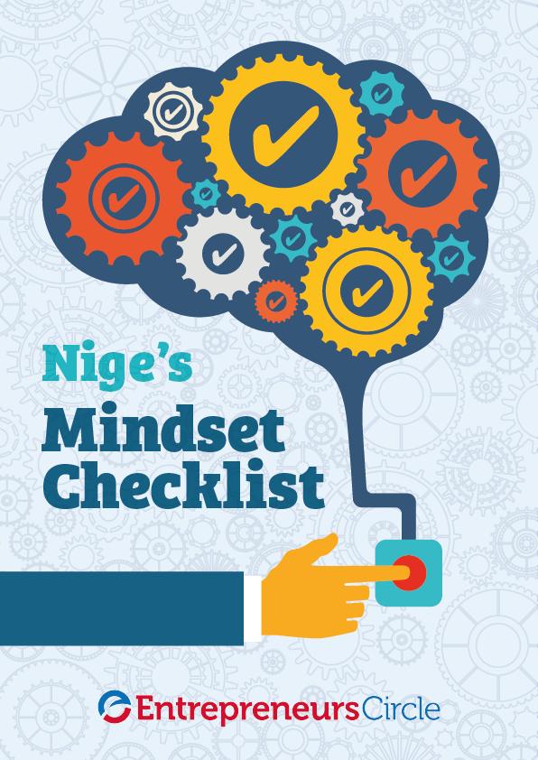Nige's Mindset Checklist
