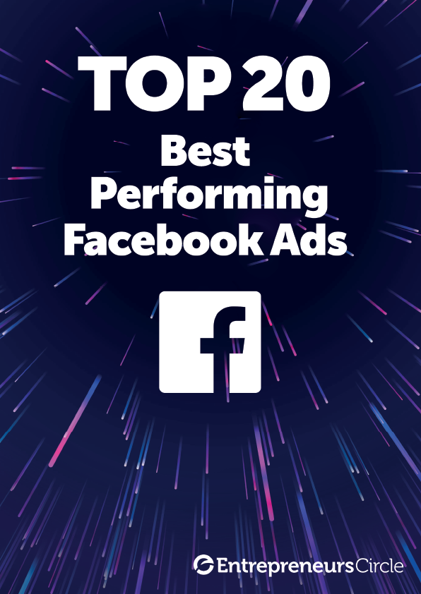 Top 20 Best Performing Facebook Ads