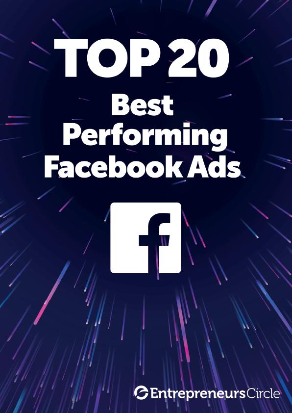 Top 20 Best Performing Facebook Ads