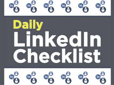 daily-linkedin-checklist