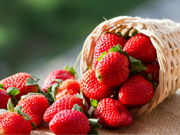 strawberry-feat
